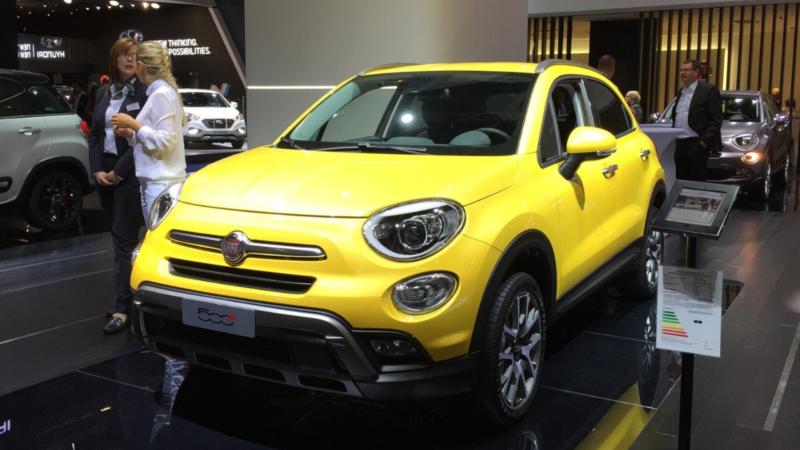 Fiat 500X: Prezzi e Caratteristiche del Model Year 2021