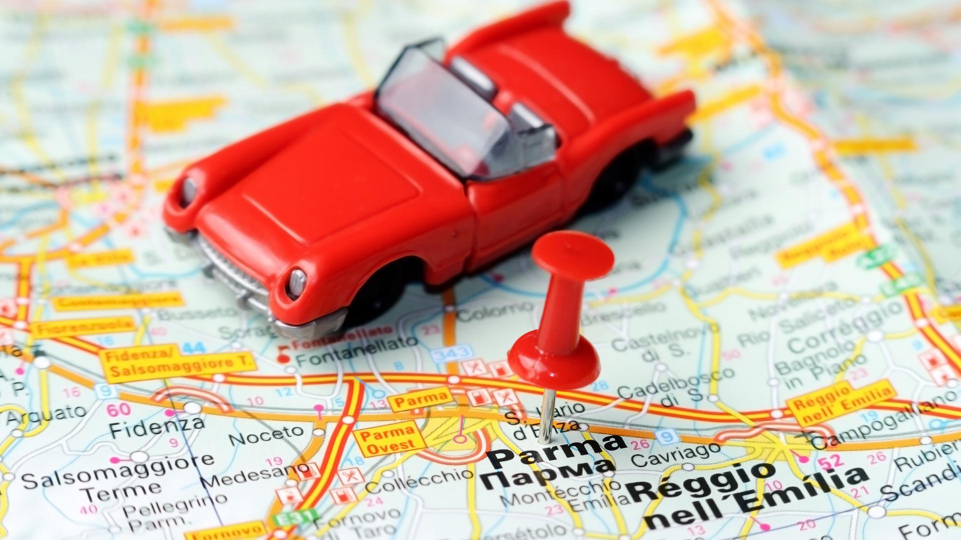 Le Nuove Aree dell'Industria Automobilistica Italiana