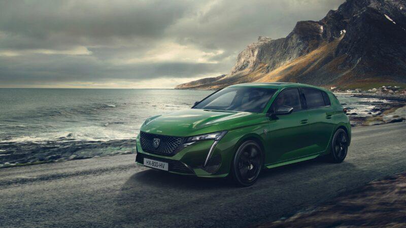 Peugeot 308: ecco la nuova generazione