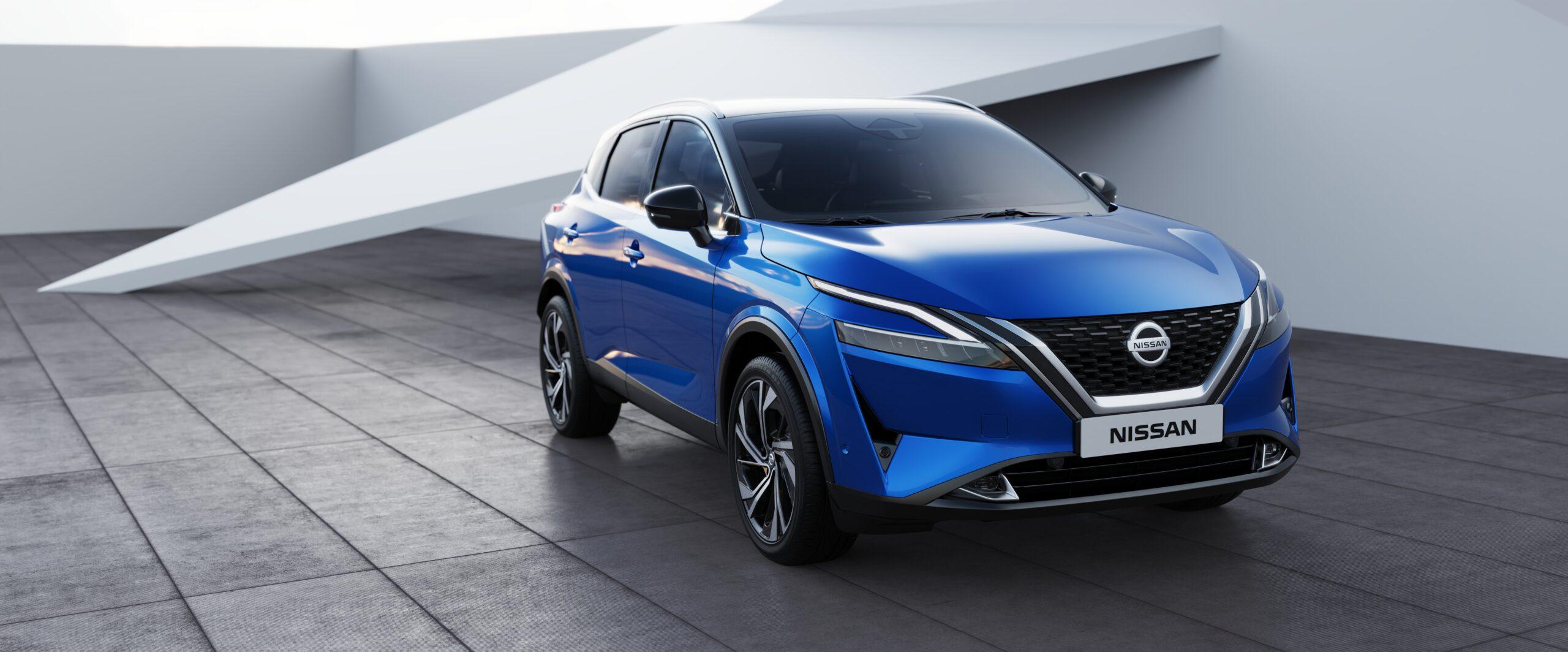 Nissan Dice Addio al Diesel con la Nuova Qashqai