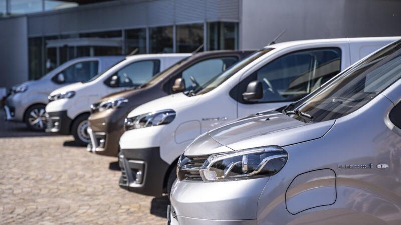 Toyota Professional sempre più green, crescono le flotte in elettrico