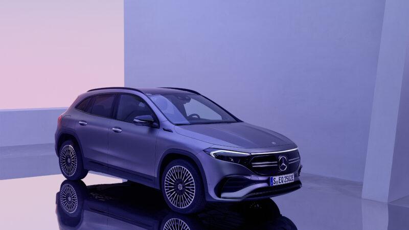 Mercedes EQA: il SUV Elettrico con l'Incentivo