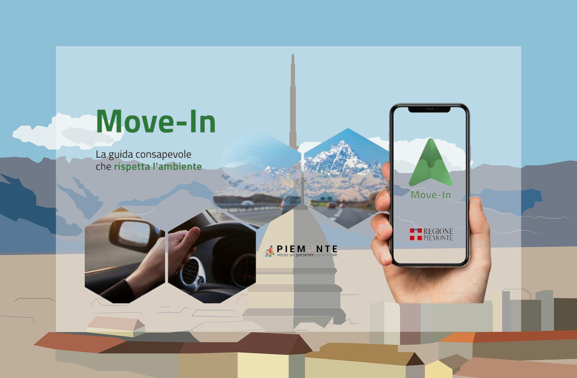 Move-In: al via in Piemonte il controllo e la guida chilometrica